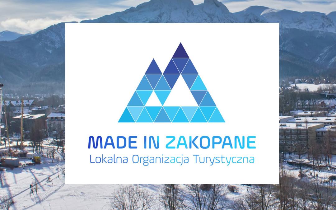 Rejestracja Lokalnej Organizacji Turystycznej Made in Zakopane