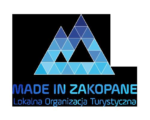 Logo Lokalne Organizacji Turystyczne Made in Zakopane
