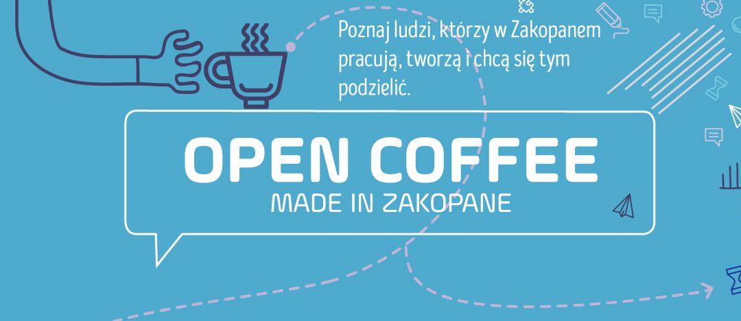 Open Coffee #13: Kto na świecie zna Zakopane? ITB Berlin 2019