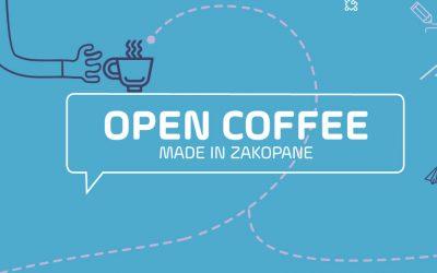 Blogowanie po góralsku – przed nami kolejne Open Coffee
