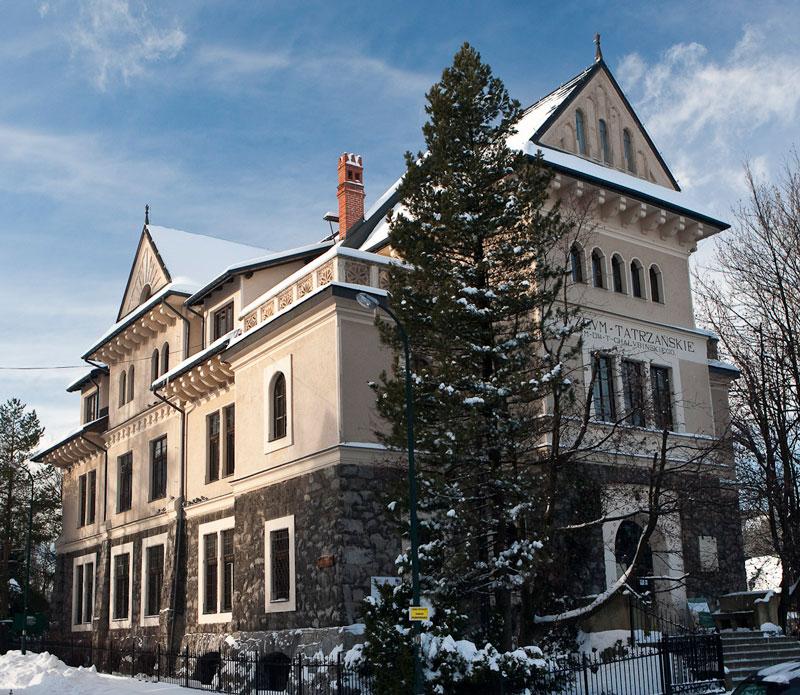 Muzeum Tatrzańskie w Zakopane