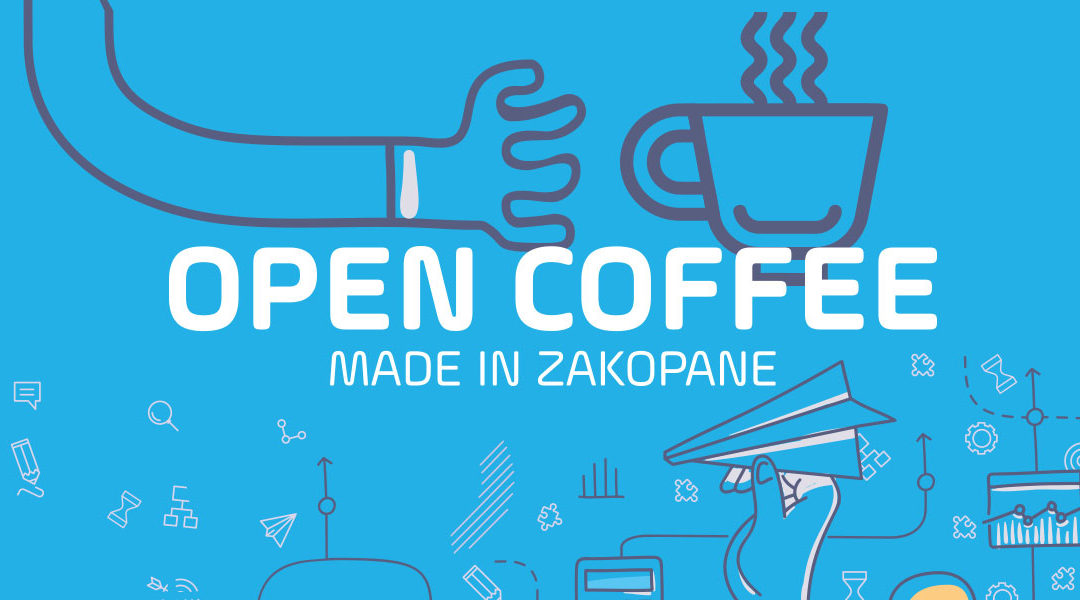 Open Coffee – transmisja LIVE!