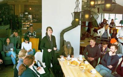 Open Coffee #6 w Cowork Made in Zakopane