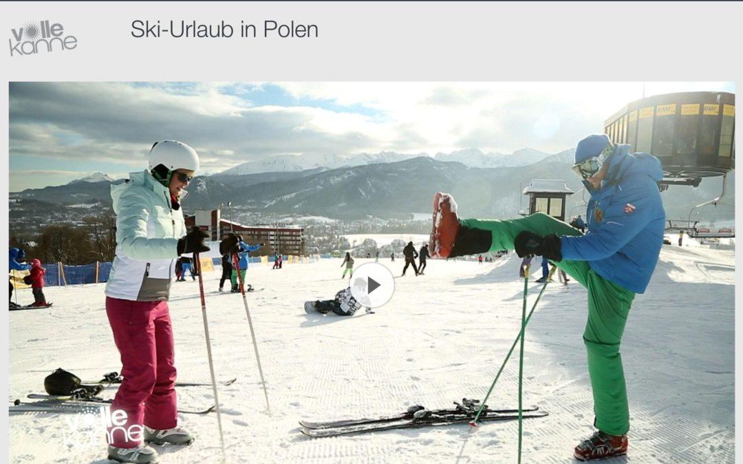 """""""Ski-Urlaub in Polen"""" czyli telewizja ZDF o Zakopanem"""