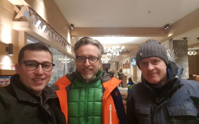Wizyta szwedzkich dziennikarzy