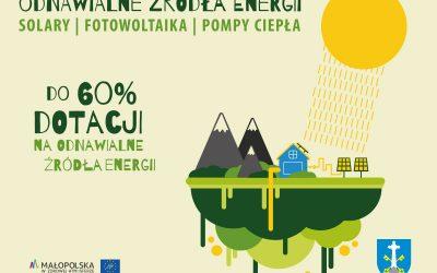 Dotacje na solary, fotowoltaikę i pompy ciepła w Zakopanem