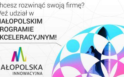 Startuje rekrutacja do drugiej edycji programu akceleracyjnego #StartUP Małopolska