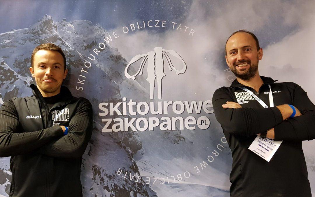 Skitourowe Zakopane w sercu Warszawy
