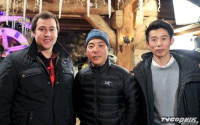 Chińskie reality show w Zakopanem