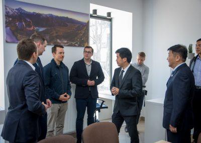 Chińska delegacja w Zakopanem - maj 2019 fot. Regina Korczak Watycha1