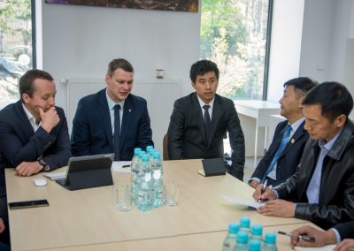 Chińska delegacja w Zakopanem - maj 2019 fot. Regina Korczak Watycha2