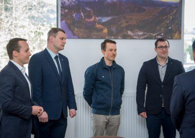 Chińska delegacja w Zakopanem - maj 2019 fot. Regina Korczak Watycha3