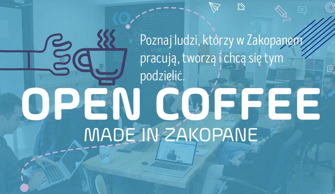 Open Coffee #14: IVLP, czyli czego nauczyłem się od Amerykanów